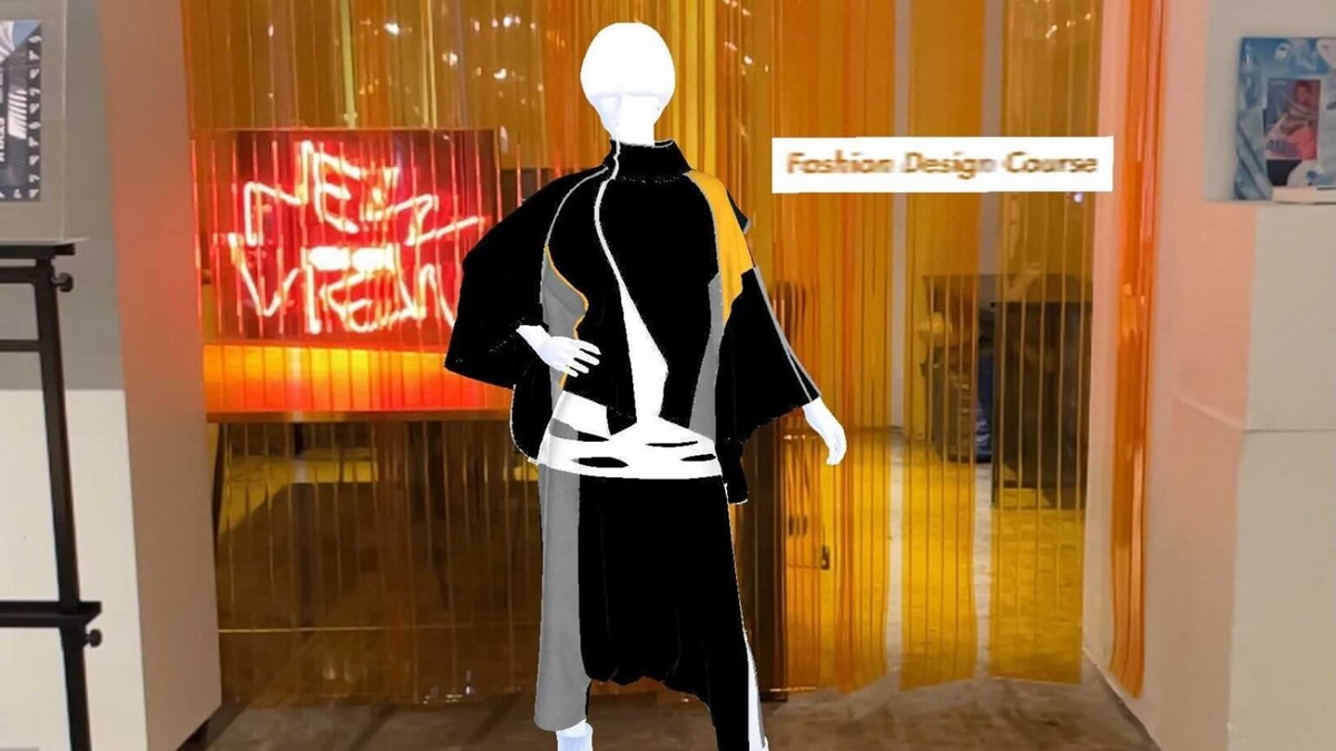 "ARファッションショー「BFGU Online Festival ""Redefining""」開催!ARアプリ「STYLY Mobile」を活用"