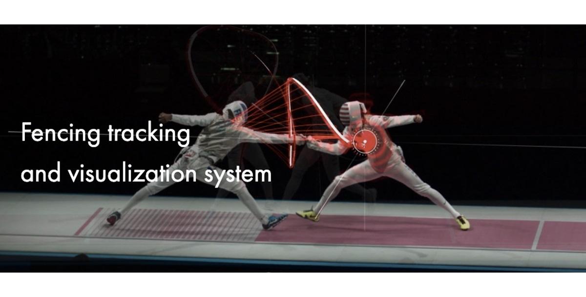 ARで剣先の軌道を表現したフェンシング動画!オリンピックで放送されなかったAR動画を太田雄貴が公開