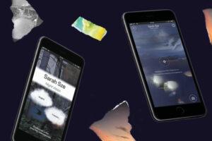 ARで作品を体験できるアプリ「Night Vision20/20」がカルティエ現代美術財団からリリース