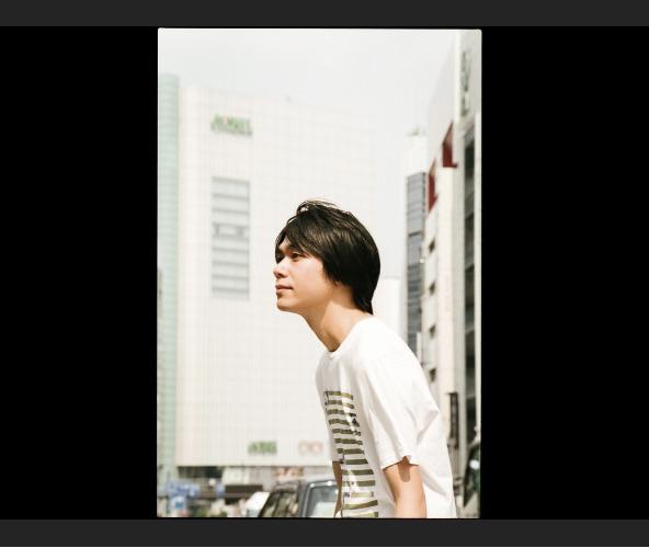 ARフィルターを公開、小山田壮平の新曲「恋はマーブルの海へ」!MVアートワークを活用