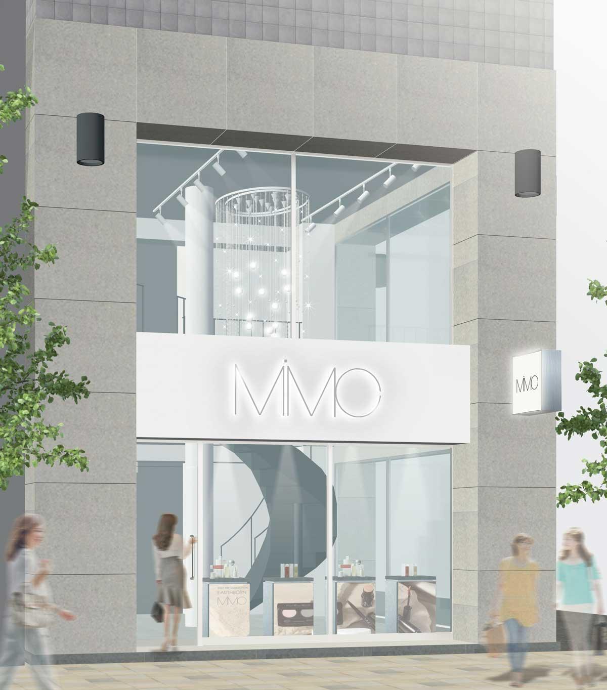 ARコンテンツが「MiMC(エムアイエムシー)」初の旗艦店に登場!イメージムービーでなど世界観を楽しめる
