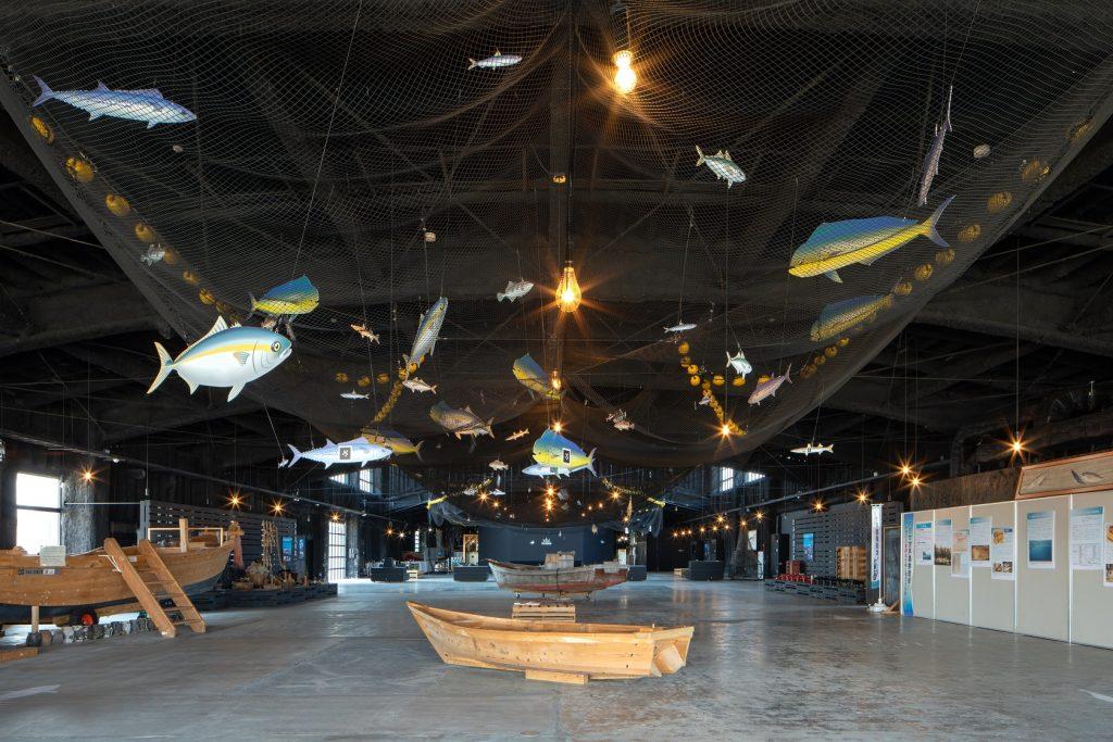 ARで漁業文化を伝える!「ひみの海探検館」がリニューアルオープン