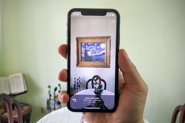 ARでモナリザやピカソを鑑賞できる!自宅で絵画を鑑賞できるARアプリ「Museum From Home」