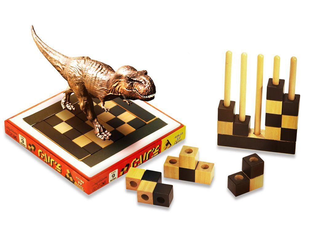 『とびだす!AR恐竜パズル「ディノバーン」』ミノパズル×恐竜ARでおうち時間を楽しもう!