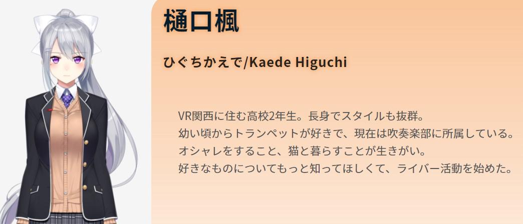 購入特典に「樋口楓に会えるクリアARカード」 メジャーファーストアルバムが12月16日に発売