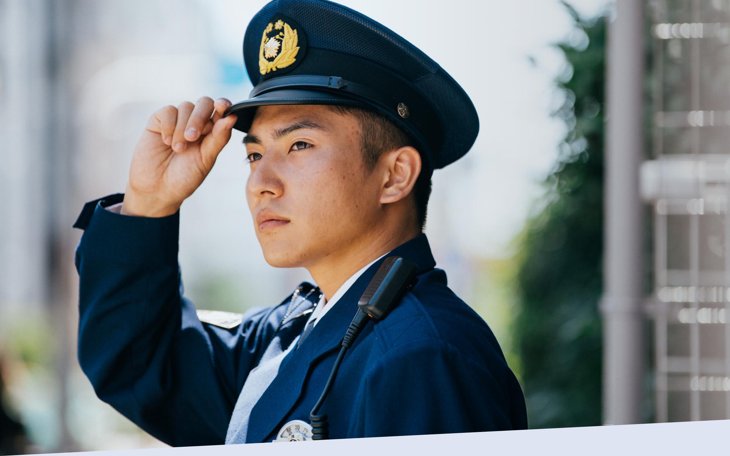 AR活用の2020年度採用パンフレットを警視庁が配布!若手警察官が出演するAR動画を視聴できる