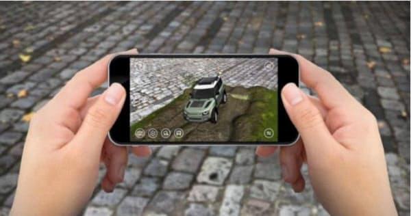 ARで新型SUV「ディフェンダー」の走りをで体感できる「DEFENDER AR」が公開
