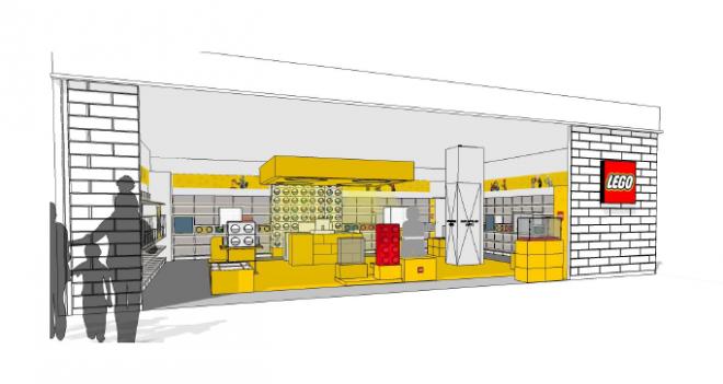 ARでレゴのモデルが動き回る!レゴ(R)ストア「 有明ガーデン店」「 mozoワンダーシティ店」が2020年4月オープン