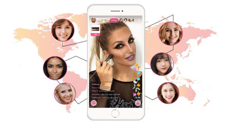 パーフェクト株式会社、ARを使った美容部員向けの教育ツールなどを2020年7月31日(金)まで無料提供