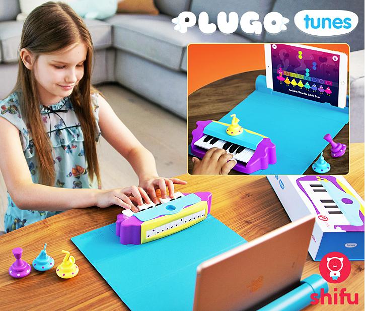AR知育玩具『Plugo Tunes』(プルゴ チューンズ)で巣ごもり学習!ピアノを楽しく学ぼう