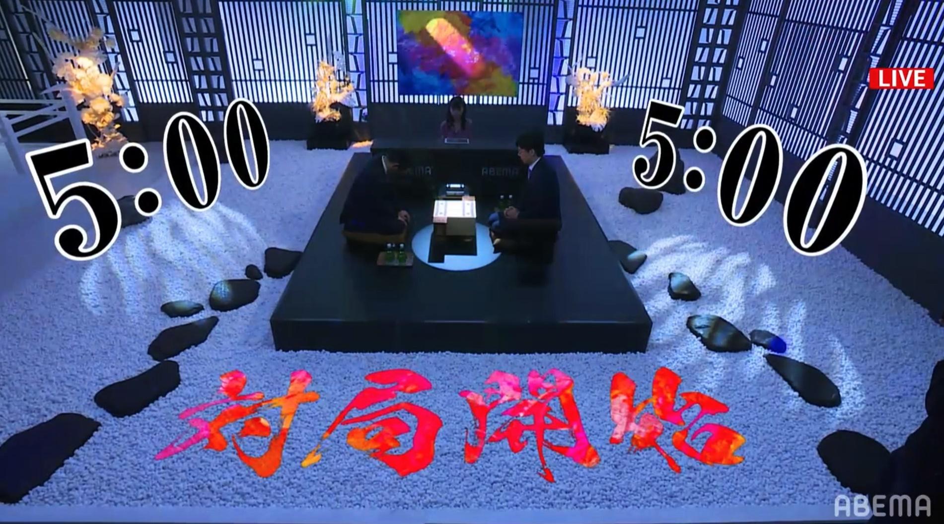 【将棋界初!】生放送にAR技術を取り入れた「第3回AbemaTVトーナメント」決勝戦
