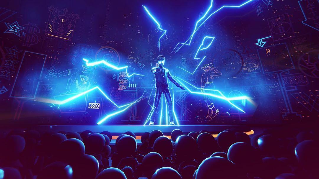 ザ・ウィークエンド、初のARコンサートをTikTokアプリにて開催!大ヒットアルバム『After Hours』も披露