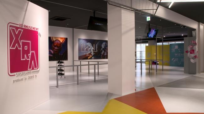 ARやVRを体験できるエンタメ施設「XR AMUSEMENT SASASHIMA」が2020年6月26日(金)にオープン!