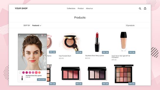 AR&AIテクノロジーの美容業界における活用事例を紹介!パーフェクト会社による無料オンラインセミナー開催