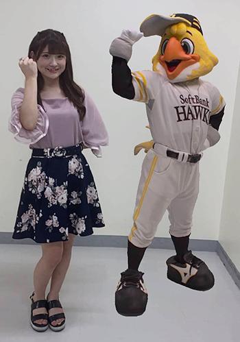 「AR SQUARE」など5G LABサービスを通して、自宅で福岡ソフトバンクホークスを応援しよう!