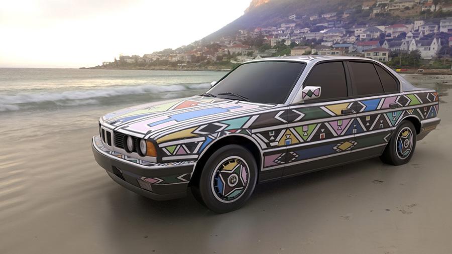 ARによる展覧会「BMWアート・カーズ」をBMWとAcute Artが共同開催