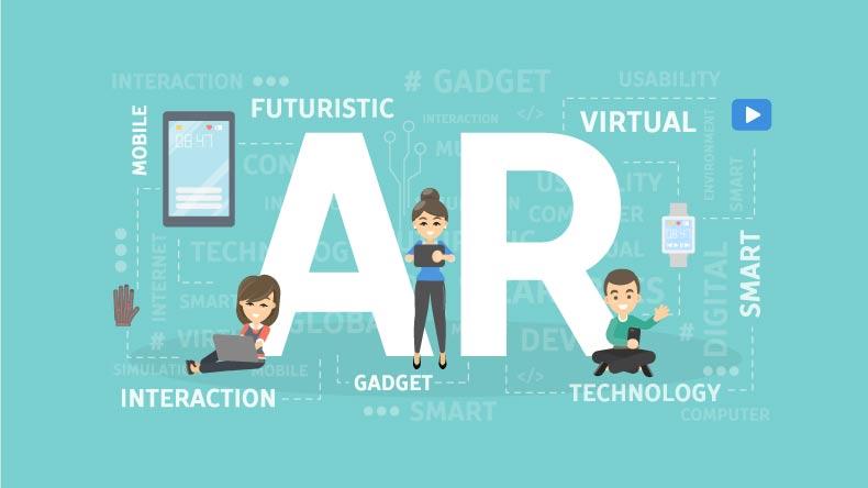 「AR」が世の中に広まった背景とは?拡張現実の歴史をたどる