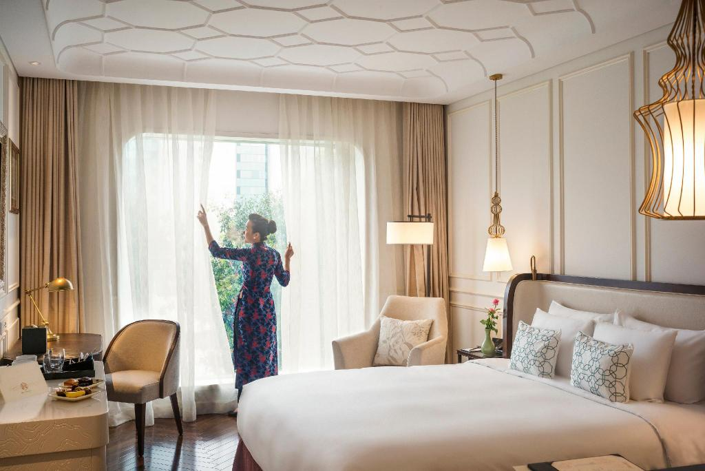 ベトナム初!5つ星ホテルがARアプリを開発。ARで施設内の様子がわかる