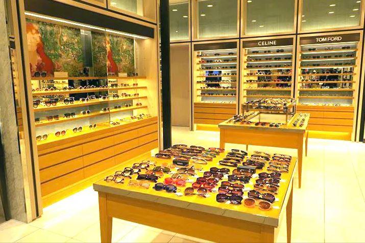 伊勢丹新宿店、アジア初のAR眼鏡試着サービスを導入