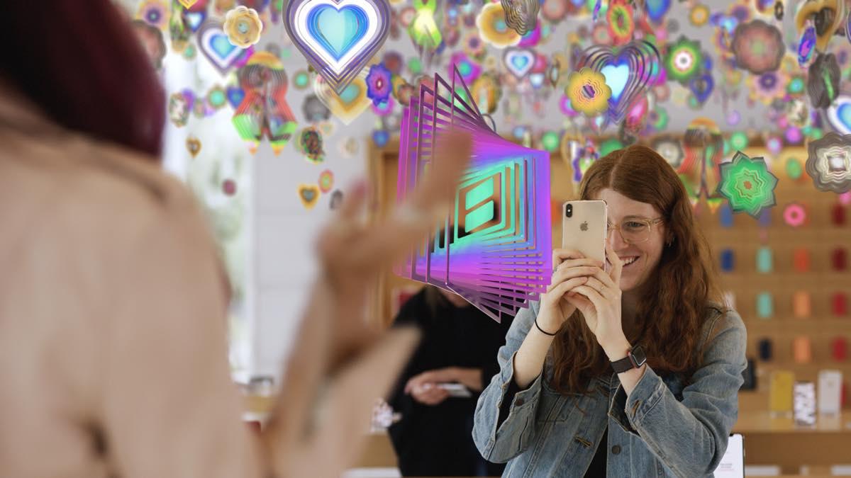 AppleがARアートの体験型イベント「[AR]T」を発表!2019年8月10日(土)より全国のApple Storeで開催