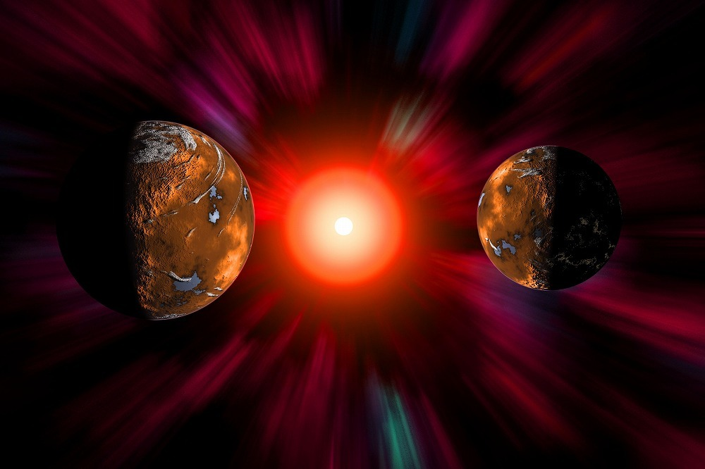 地球誕生の瞬間を手のひらの上で体験!Googleと欧州原子核研究機構が「ビッグバンAR」をリリース