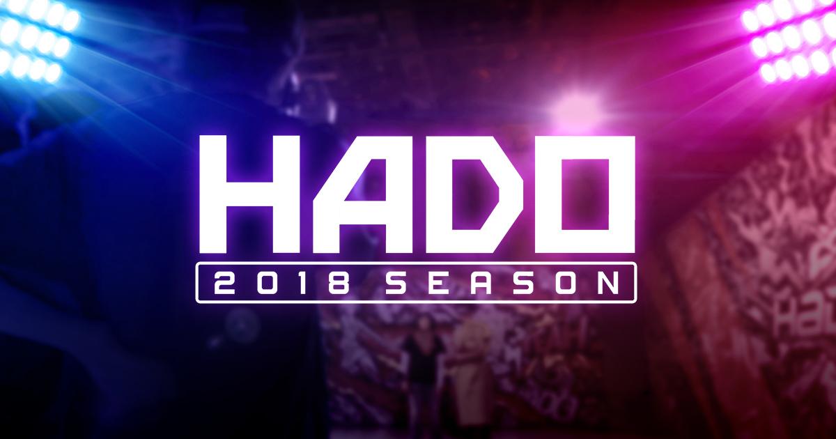 世界最大のARスポーツ「HADO」の世界大会が開幕!
