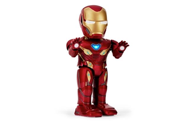 アイアンマン」のAR機能搭載のヒューマノイドロボット「Iron Man MK50 Robot」がスゴイ