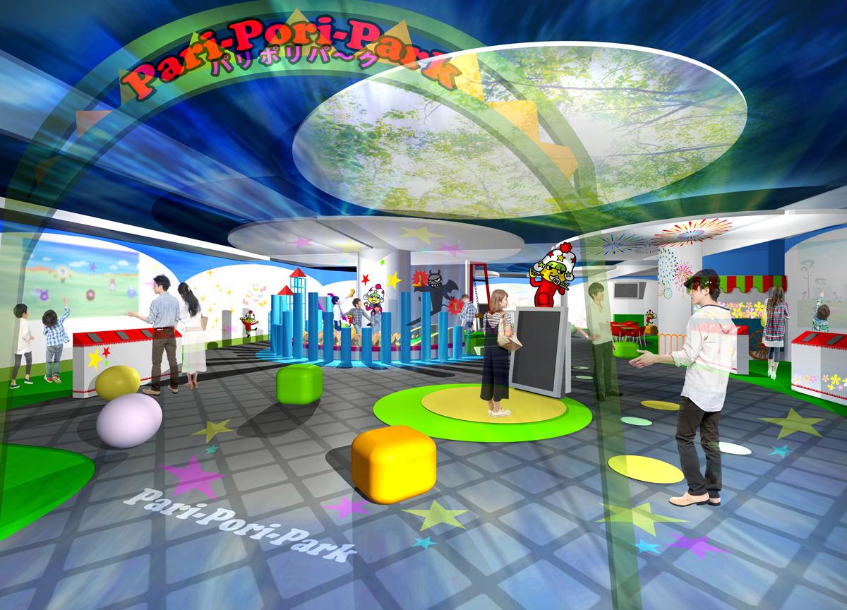 「ベビースターラーメン」のテーマパークが7月下旬に開業。AR技術を利用したアトラクションが楽しめる!