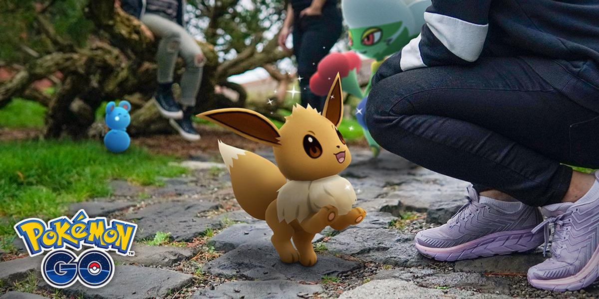 AR位置情報ゲーム『Pokémon GO』に新機能が追加!マップに相棒を出して連れ歩ける