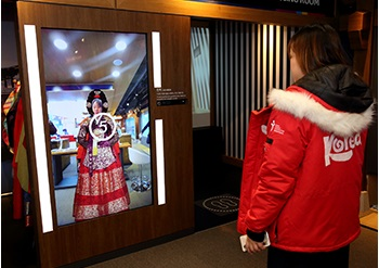 「AR試着」で韓国文化を丸ごと体験!平昌冬季五輪での韓国広報館によるインバウンド施策