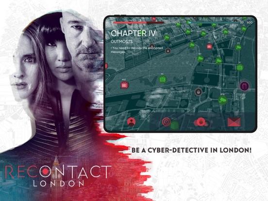 自分の部屋が事件現場に!?AR捜査を取り入れたアドベンチャーゲーム『Recontact London』