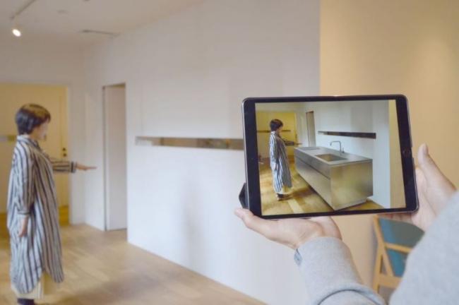 ARで進む工事現場の効率化。復建調査設計が体験デモを開催