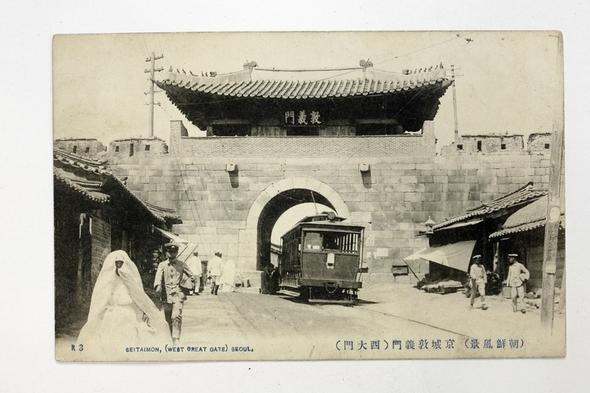 韓国の敦義門がAR技術を活用し、104年ぶりに復活へ