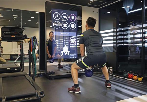 ARを利用したジム施設「Dr.ストレッチ 新宿メトロ店」がオープン