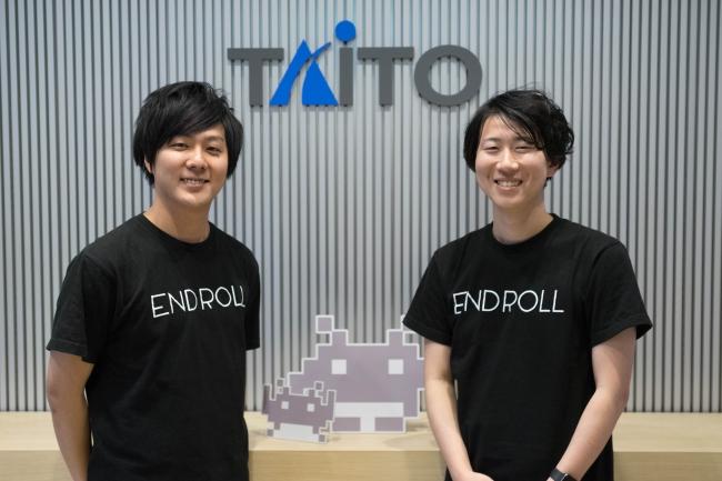 ENDROLL×タイトー、リアルとテクノロジーをつなぐ新しいARゲームの開発を発表!