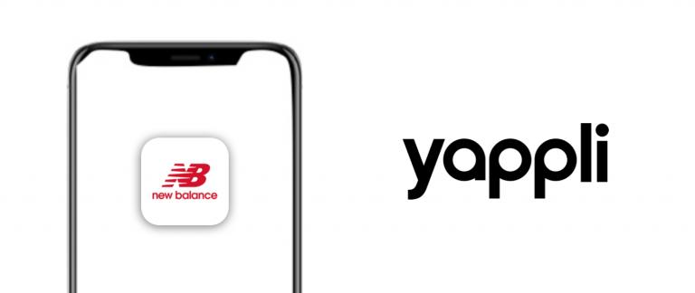 アプリ開発サービス「Yappli」にAR機能が追加。第1弾はニューバランスアプリに実装