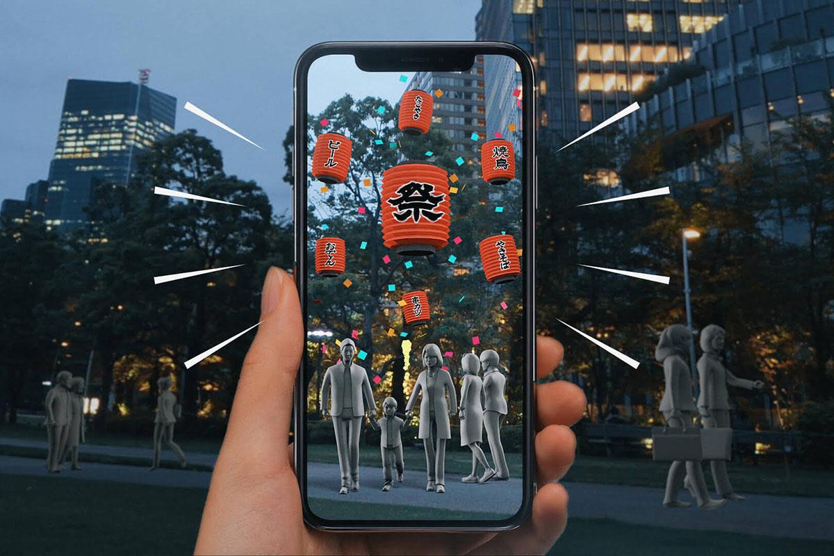 ARアート花火が夏の夜を盛り上げる!夏のイベント「MIDTOWN ART PALETTE」を東京ミッドタウンで開催