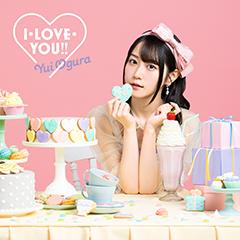 声優、アーティストの小倉唯が11th Single「I・LOVE・YOU!!」を発売!初回特典には告白シーンのARカードを封入