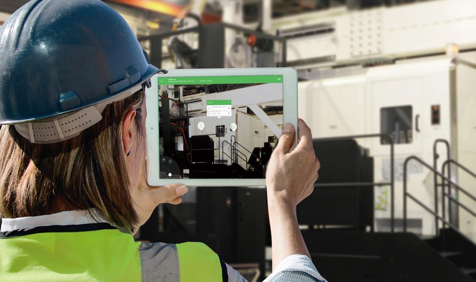 コネクシオ、ARとloTを活用した設備保全ソリューションをリリース
