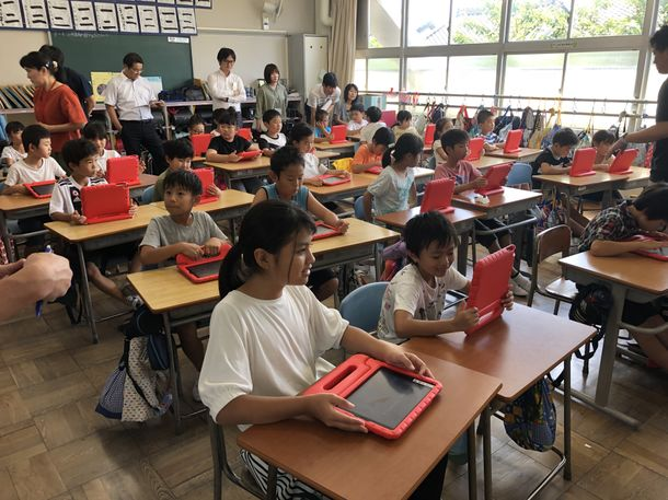 ついに日本の教育が大きく変わり始める!国内初、小学校で世界最先端のAR/VRを活用した授業が桑名市で実施