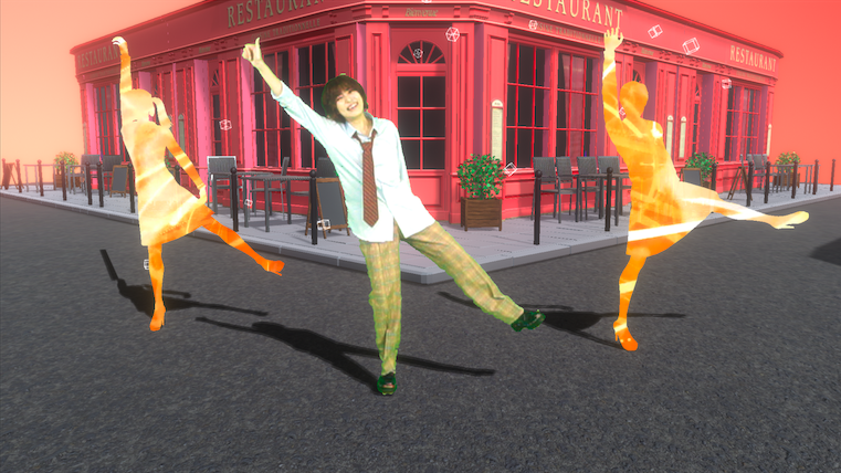 ARで背景を一瞬でチェンジ!新感覚の観客参加型ライブ 「未来 × SPWN AR LIVE -into the Virtual World-」が開催