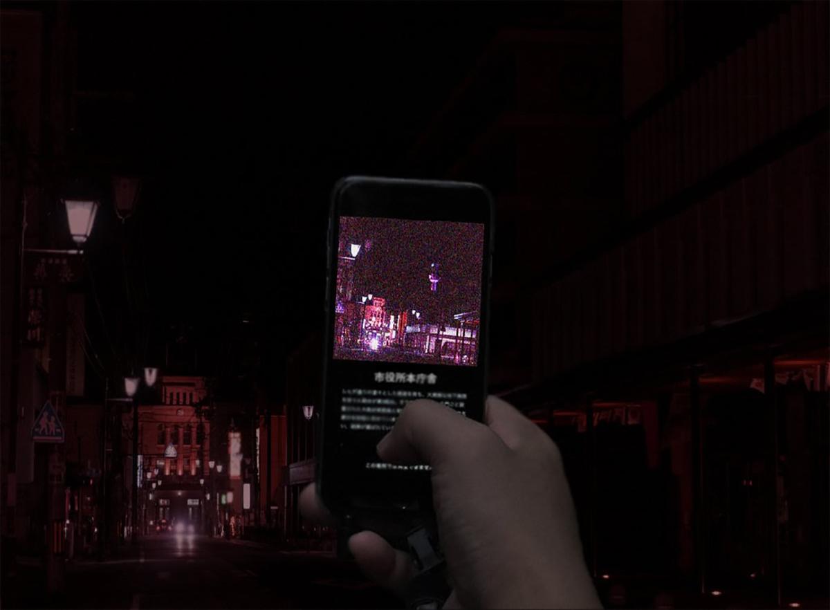音声ARで暗闇から音が聞こえる!会津若松で肝試し体験ができる「裏会津」を開催