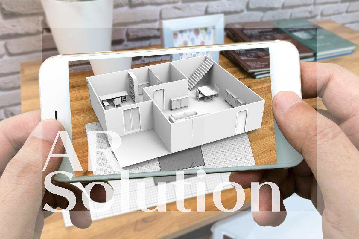 【AR×不動産・建築】不動産・建築業界の悩みを解決するAR活用事例10選