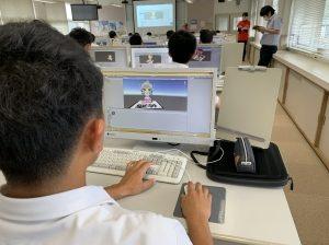 佐賀の高校生がARアプリ作成に挑戦! 「楽しすぎ!」「もっとやってみたい!」と意欲満々