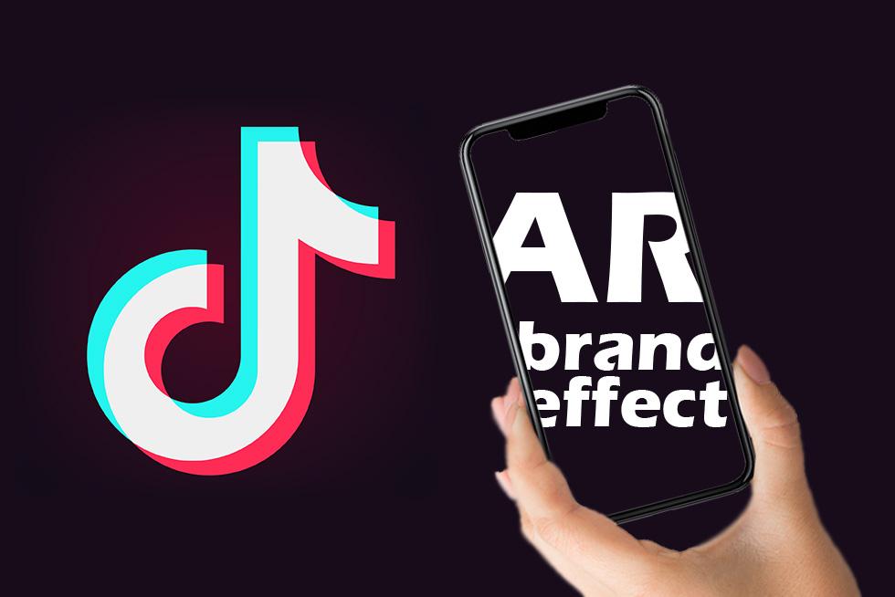 TikTokがARを利用した新たな広告「ARブランドエフェクト」を準備中