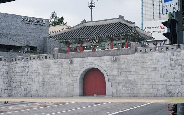 AR・VRで当時の姿を再現!ソウル市の「敦義門(とんぎもん)」が104年ぶりに仮想空間で復元